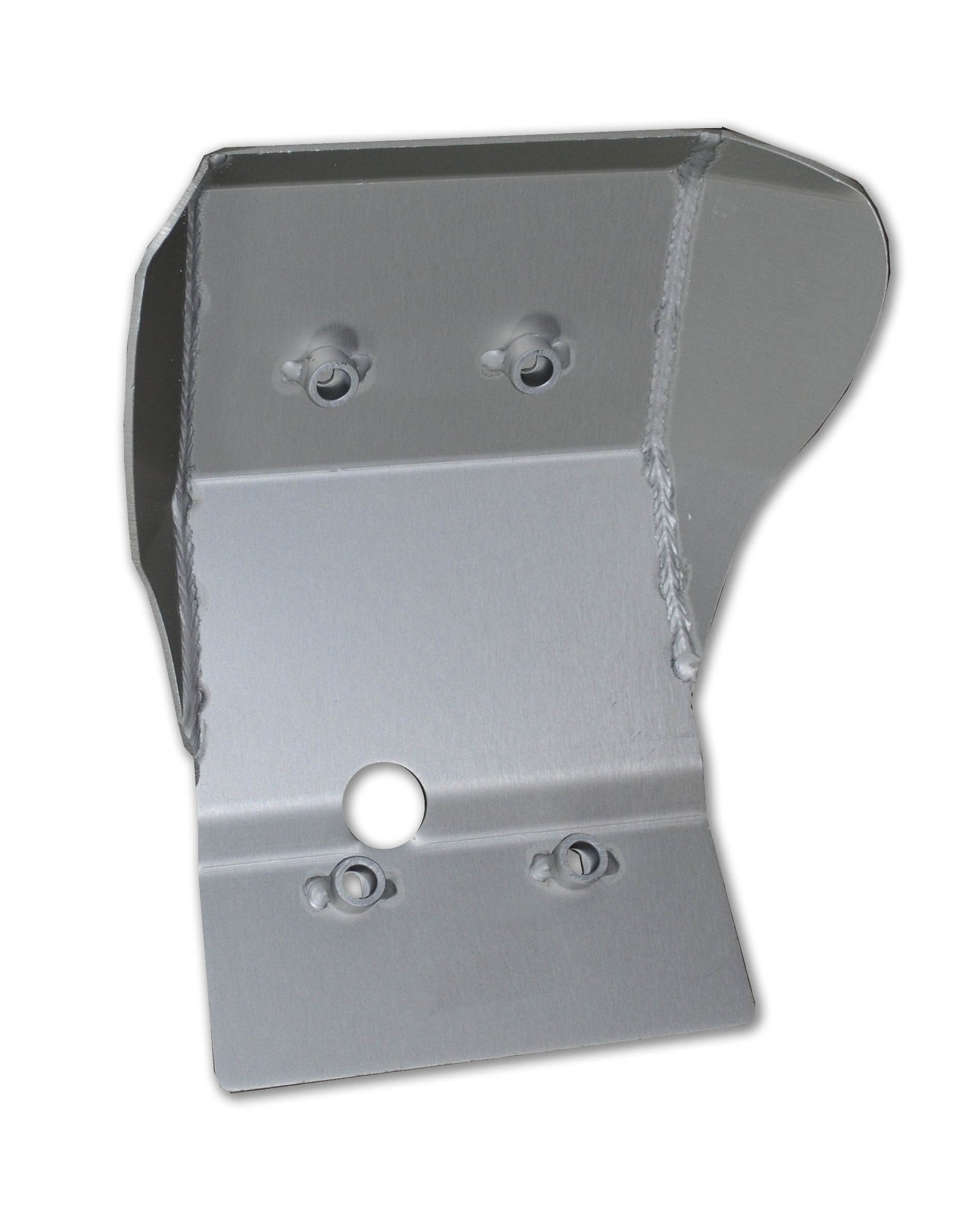 Yamaha XT 250 Full Protection Skid Plate Constructed with 3/16'' 5052 H-32 Aluminum. All mounting hardware included. by Ricochet for 2008, 2009, 2010, 2011, 2012, 2013, 2014, 2015, 2016, 2017,2018Model