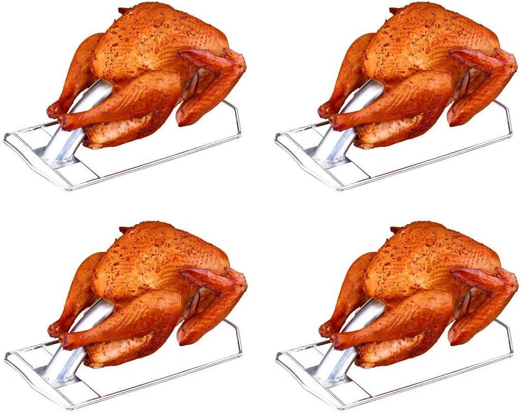 Turkey Cannon Infusion Roaster Indoor//Outdoor Stainless Steel Construction