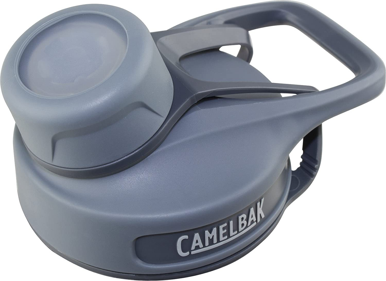 CamelBak 91003 - Bidón para Bicicleta, Color Gris