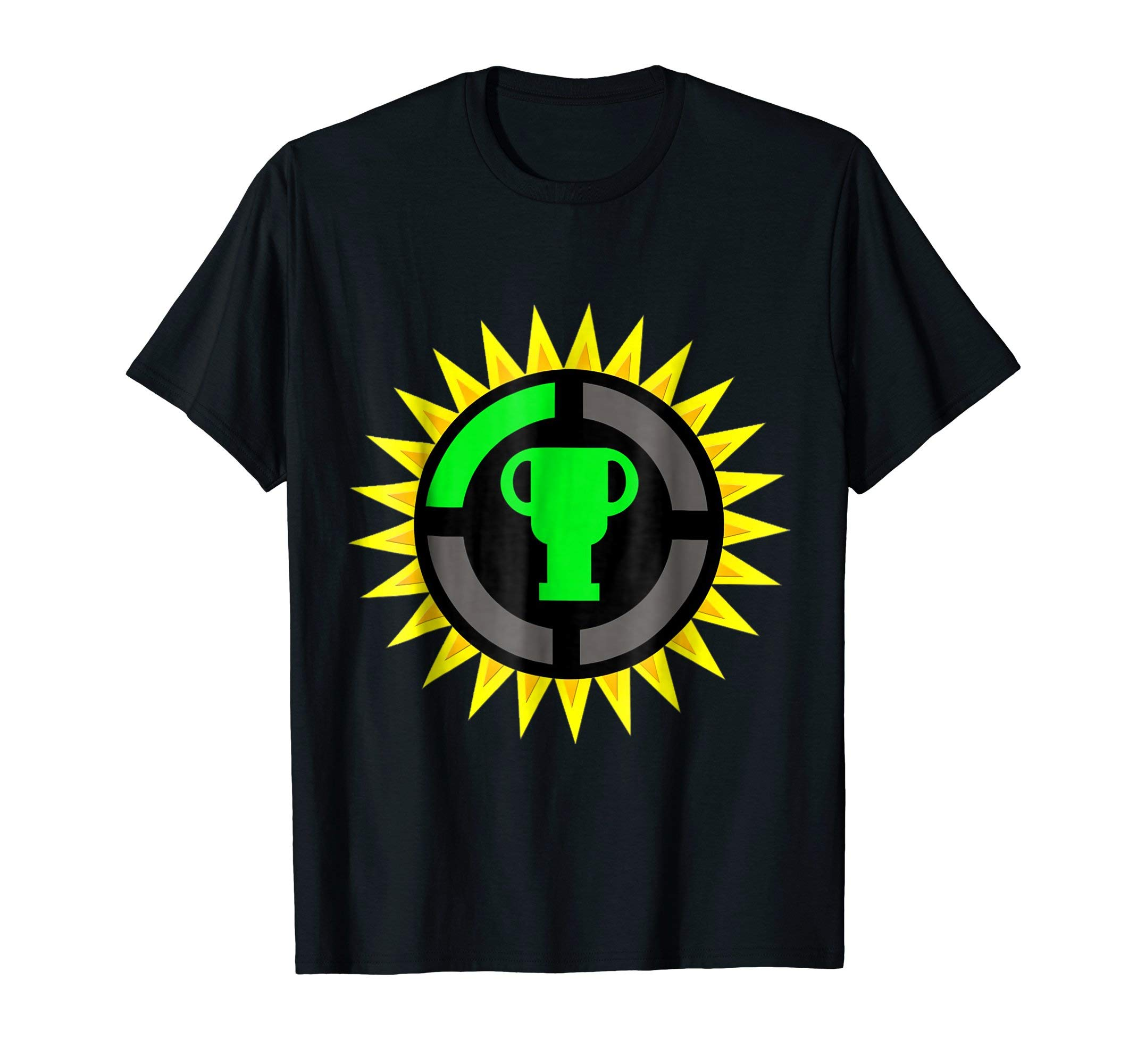 Galleon The Game Theory Shirt Official Logo Gamer T Shirt