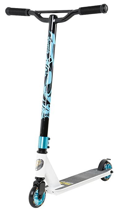 STAR-SCOOTER Original Pro Sport Complete Lightweight Stunt Scooter for Adults, Teenager and for Kids Over 7 Years | for Beginners & Intermediate Skill ...