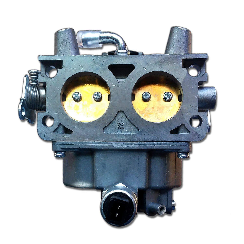 Amazon.com: Autoparts 16100-Z9E-033 - Carburador doble para ...