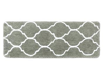 tapis de bain homcomoda tapis de douche en microfibre tapis de cuisine antidrapant tapis de salle - Tapis De Bain