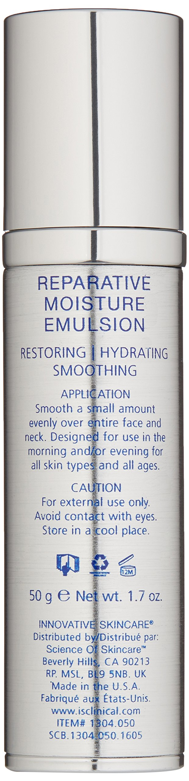 iS CLINICAL  Reparative Moisture Emulsion, 1.7  Oz by iS CLINICAL (Image #5)