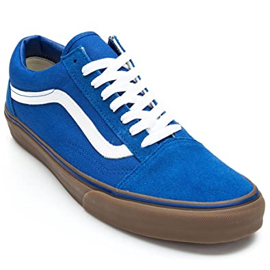 Vans Sneakers Old Skool Olympian Blue Sole