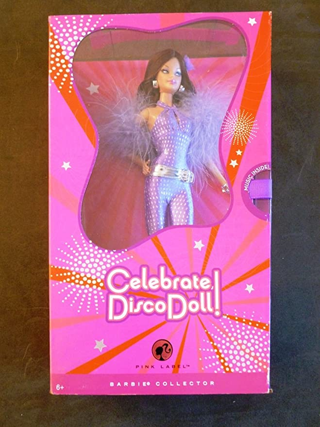 Amazon.es: Barbie Pink Label Collection Gorgeous Greetings Doll ...