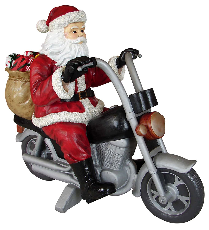 Motorcycle christmas decorations diepedia