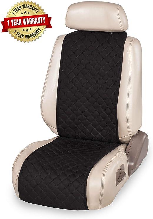 Amazon.com: IVICY - Funda para asiento de coche + protector ...