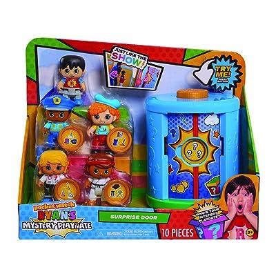JP Ryan's World JPL79680 Ryan's Mystery Playdate Surprise Door: Toys & Games