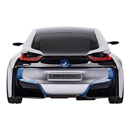 Buy Webby Bmw I8 Concept 1 24 Remote Control Sports Car Silver