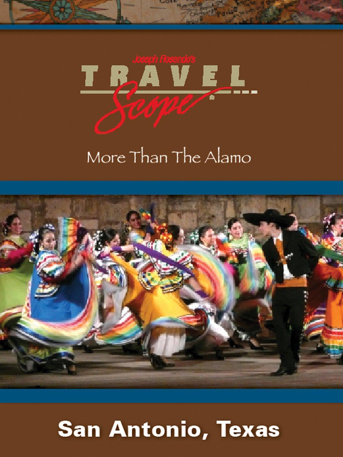 Amazon.com: San Antonio, Texas - More Than The Alamo: Joseph ...
