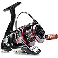 Carrete de pesca spinning, de la marca BNTCarrete de metal para pesca spinning, series 1000, 2000, 3000, 4000, 5000…