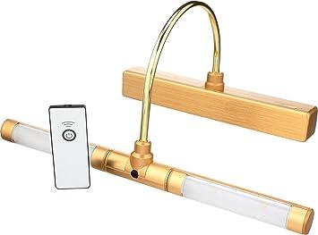 Rite Lite Lampe Led Pour Tableau Sans Fil 8 Avec Telecommande