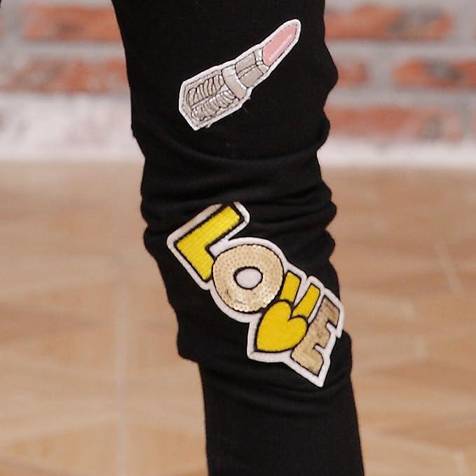 b0d248f40ebf8 Amazon.com: NABER Girls Hip-hop Baggy Casual Slim Harem Elastic Waist Pants  Size 13-14 Years Black: Clothing