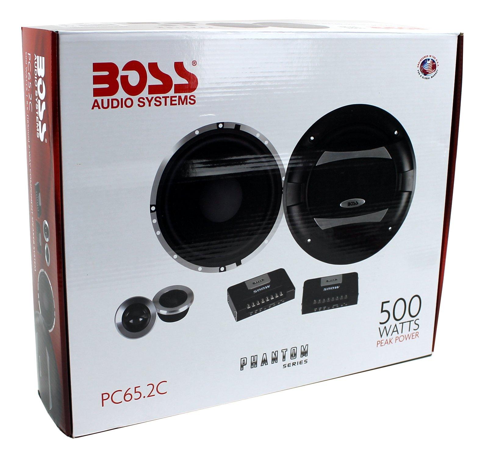 BOSPC652C - Boss Audio 6.5 PHNTM COMP SPKR WITH by BOSS Audio (Image #9)