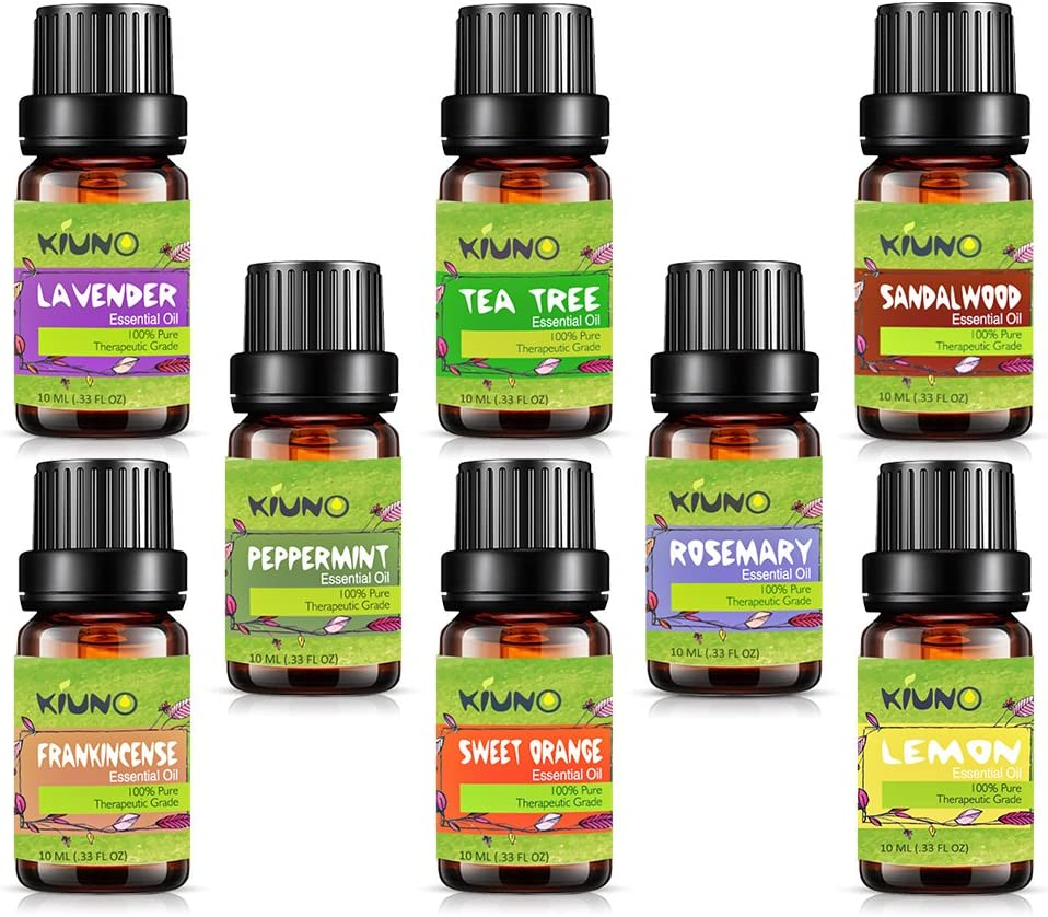 10Ml Essential Oils For Diffuser Aromatherapy Humidifier 8