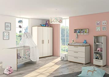 Arthur Berndt Babyzimmer Kinderzimmer Set 3 teilig Larissa ...
