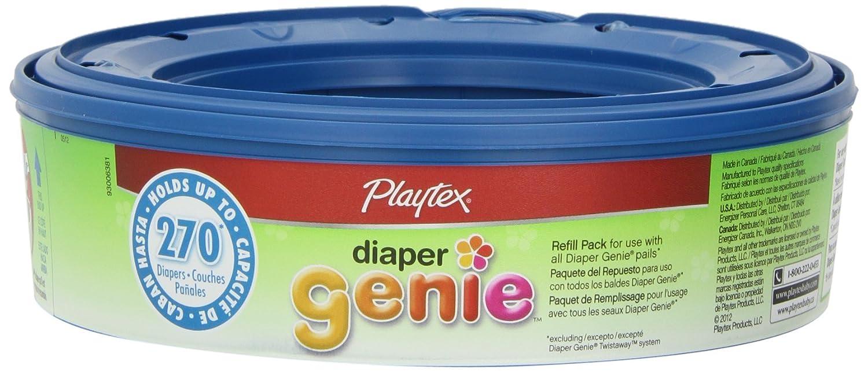 3 Pack Diaper Genie Diaper Pail System Refills