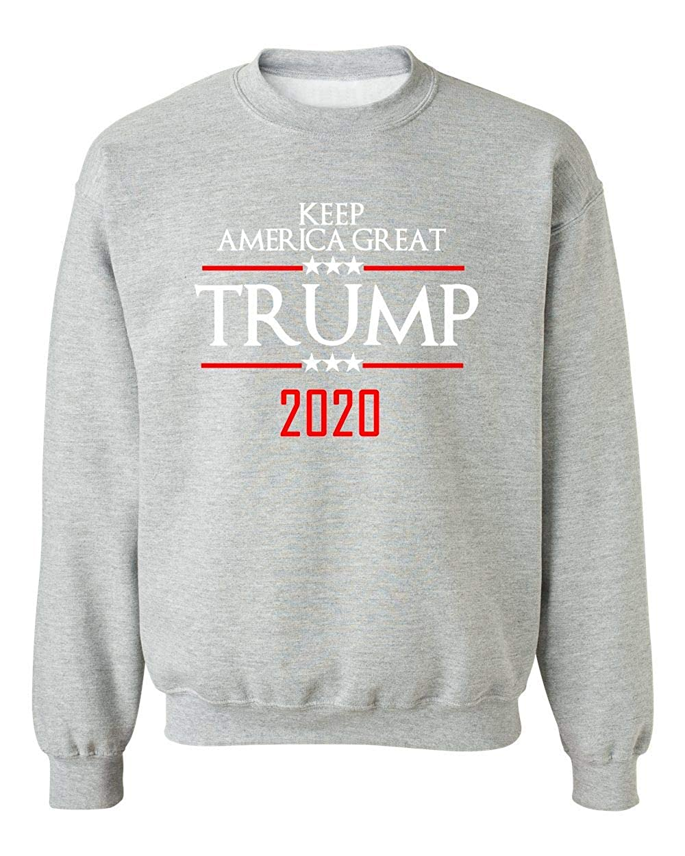 Kropsis Keep America Great Trump 2020 Republican Political Crewneck Sweatshirt
