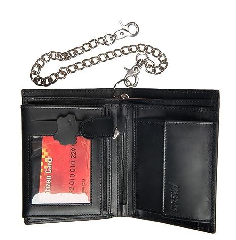 715e882149af8 Lederportmonee Ledergeldbörse Euro Geldbörse H15 Merch !  Amazon.de   Bekleidung