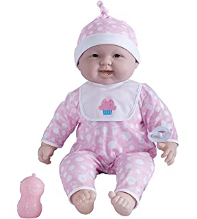 Amazon Com Jc Toys La Baby 20 Inch Soft Body Pink Play Doll For