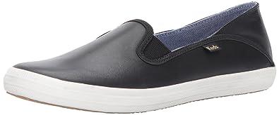 Crashback Leather Fashion Sneaker