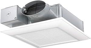 Panasonic FV-0510VSC1 WhisperValue DC Ventilation Fan with Built-in Condensation Sensor, 50-80-100 CFM