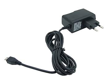 CheTech Cargador 5V 2A 2000mA Micro USB Fuente de ...