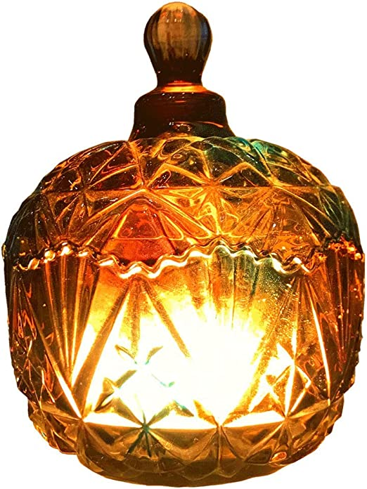 lampada dell himalaya tavolo