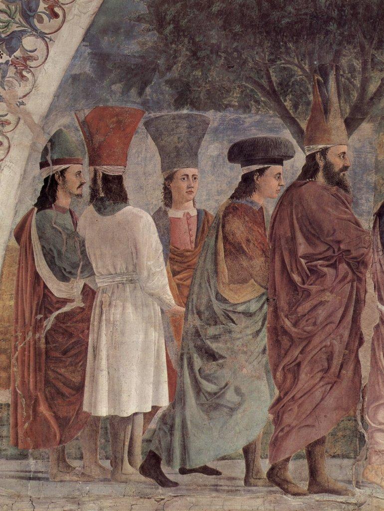 Lais Puzzle Piero Della Francesca Louange de la Sainte Croix apr/ès Son Retour /à J/érusalem 2000 Pieces