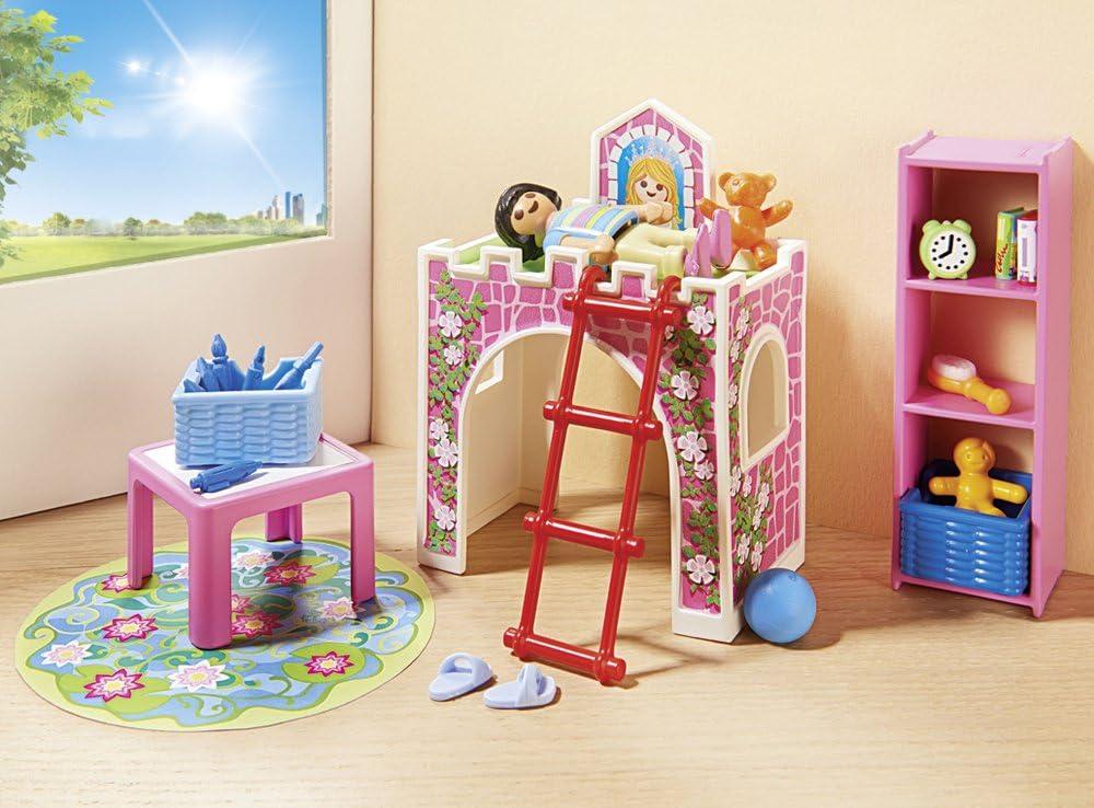 PLAYMOBIL City Life Habitación Infantil, a Partir de 4 Años (9270): Amazon.es: Juguetes y juegos