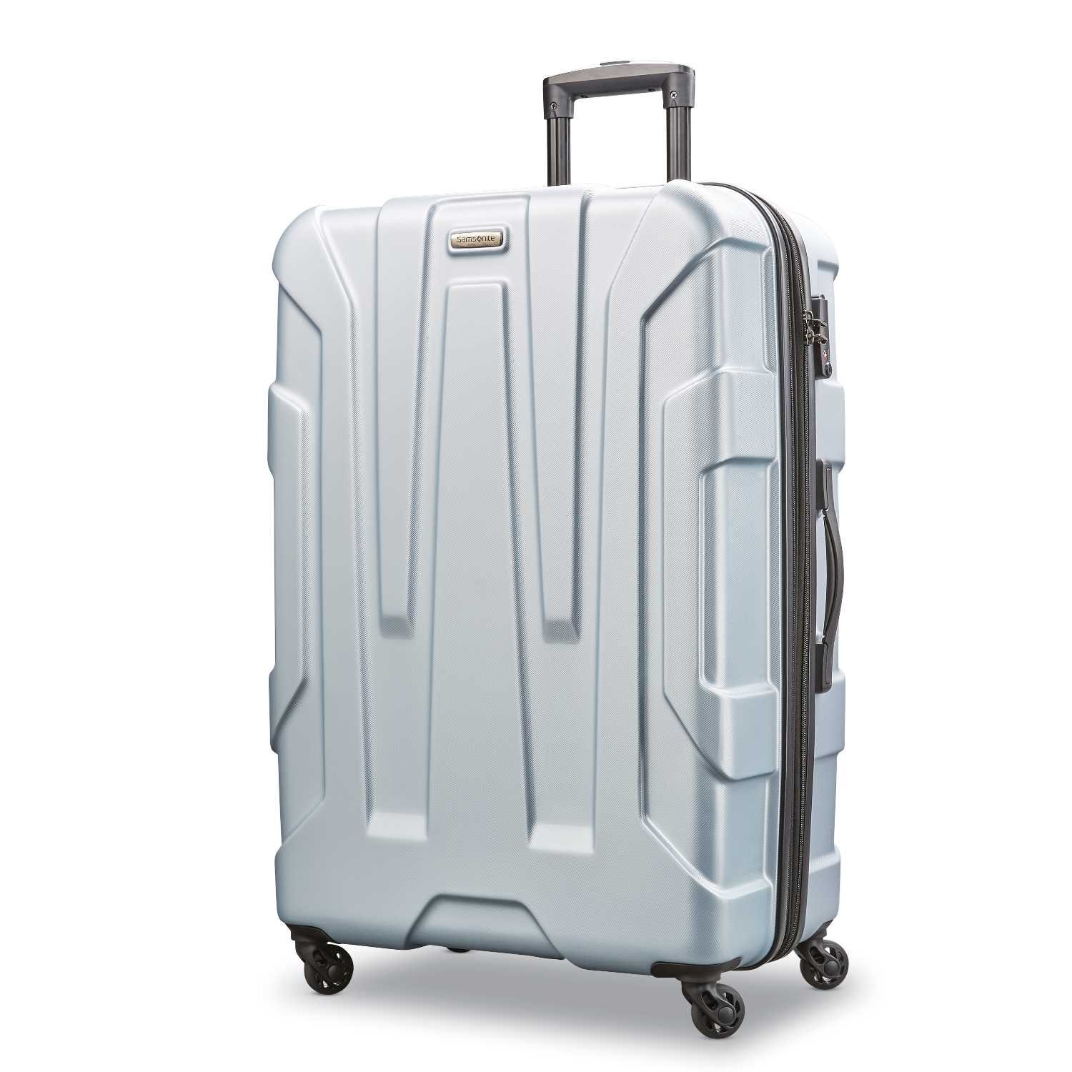 Samsonite Centric Expandable Hardside Checked Luggage with Spinner Wheels, 28 Inch, Caribbean Blue Samsonite Drop Ship Code 102690-2479