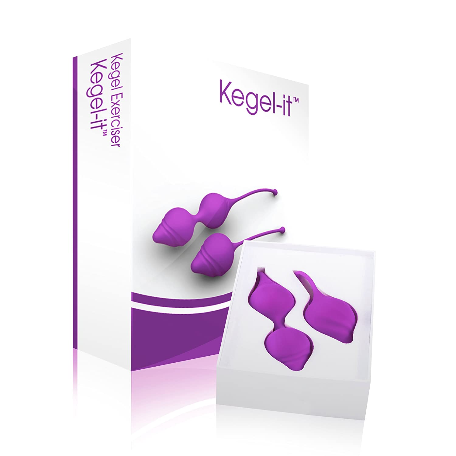 Amazon Kegel it Kegel Balls Exercise Weights Manual Bladder