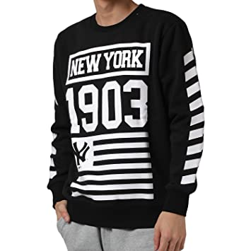 e275347fcb0ff Majestic(マジェスティック) ニューヨーク・ヤンキース スウェット(ブラック) MM05-NYK-0021