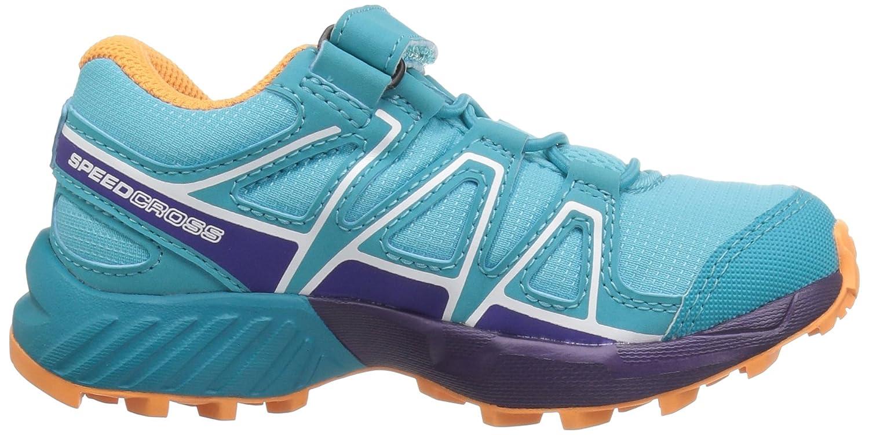 SALOMON Speedcross Bungee K Chaussures de Trail Mixte Enfant