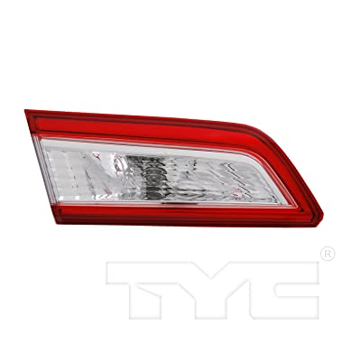 TYC 17-5303-00-1 Compatible with TOYOTA Camry Replacement Reflex Reflector: Automotive [5Bkhe1512902]