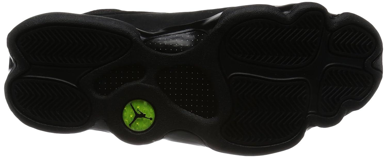 9e4996c7b2d ... ireland amazon jordan nike mens air retro 13 black cat basketball shoes  basketball 68de6 deaae