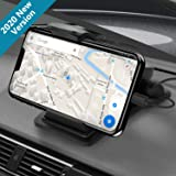 Cellphone Holder for Car, Anti-Slip Car Mount, Car Dashboard GPS Holder with Cord Organizer, Compatible with iPhone X/XS…