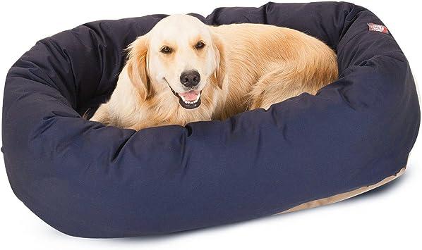 Amazon.com: Cama para perro Bagel de Majestic Pet Products ...