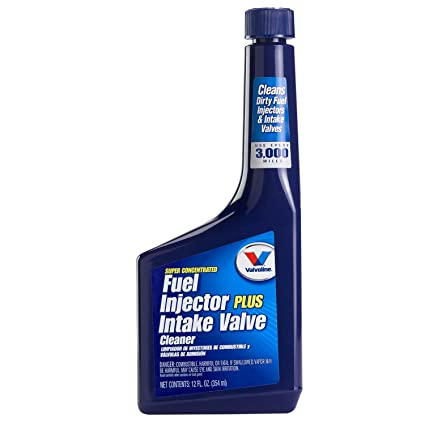 Amazon.com: Valvoline 602376 Fuel Injector + Intake Valve Cleaner - 12 oz.: Automotive