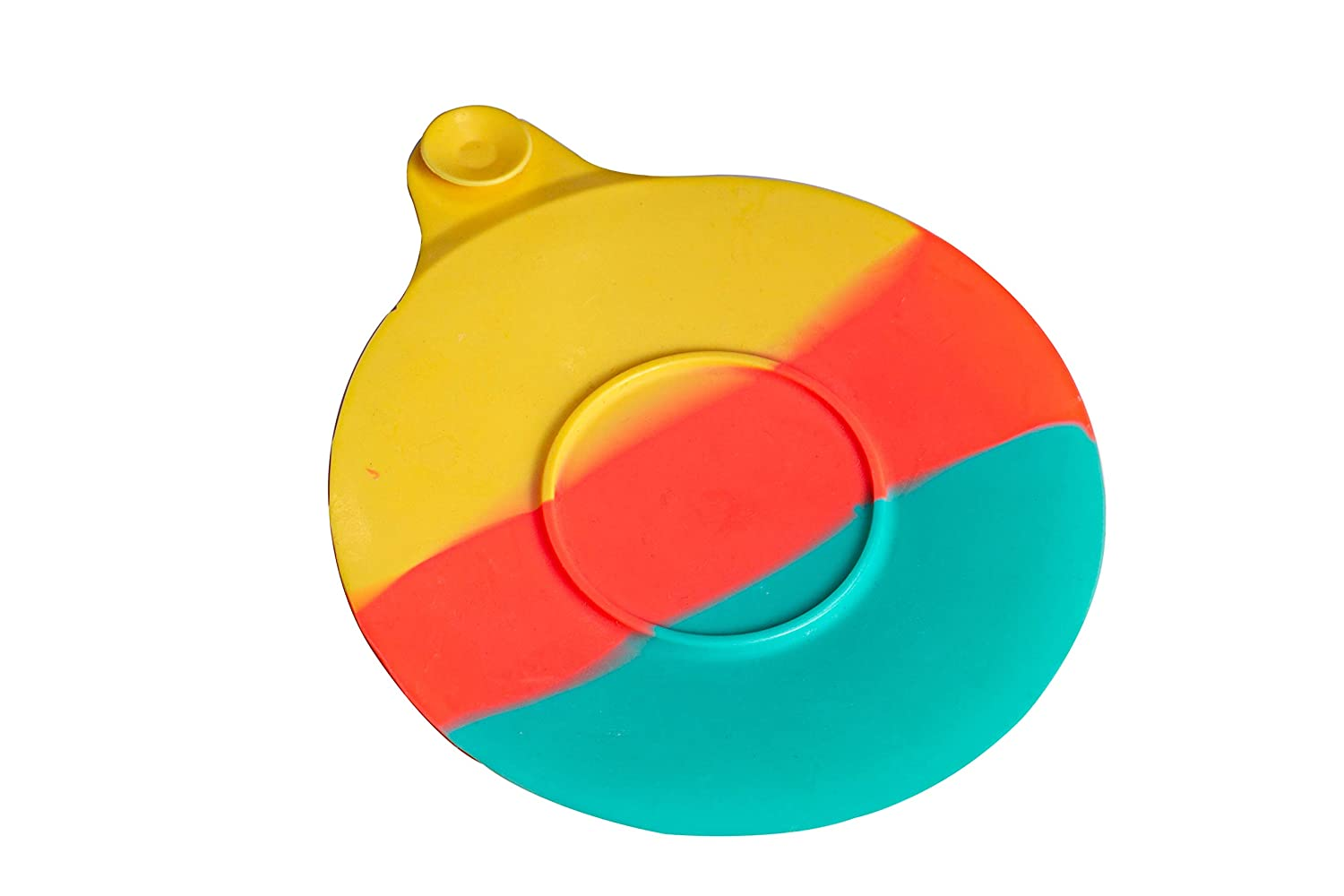 Bath Spout Cover Offers a Soft /& Flexible Silicone Bath Faucet Cover for Your Bathtub Great for Baby Bath Safety /& Baby Bath Toys Rainbow Colorful Elephant Bathtub Faucet Extender Protector for Baby