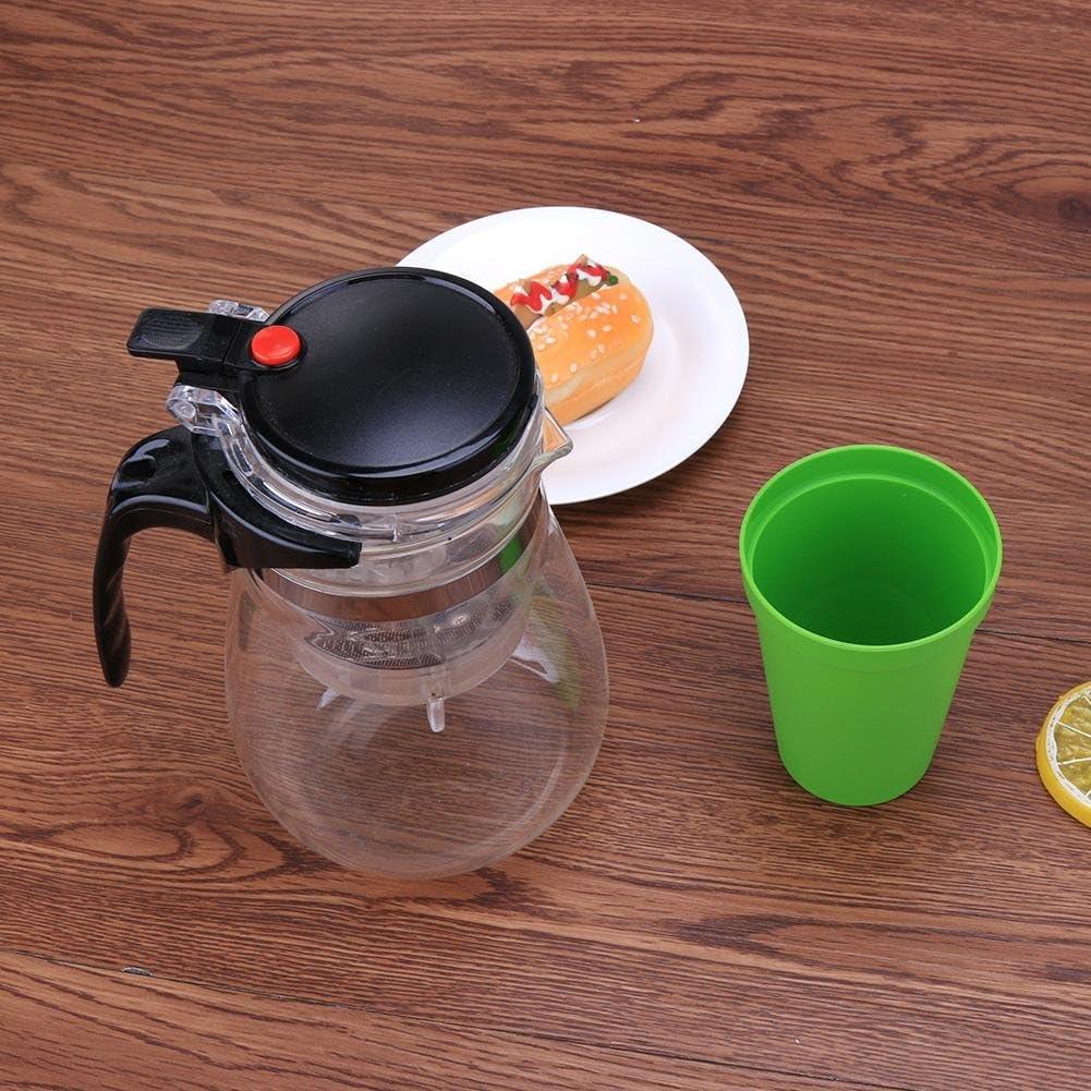 Wiixiong 7pcs//Set 7 Color Portable Rainbow Suit Cup Picnic Tourism Plastic Cups
