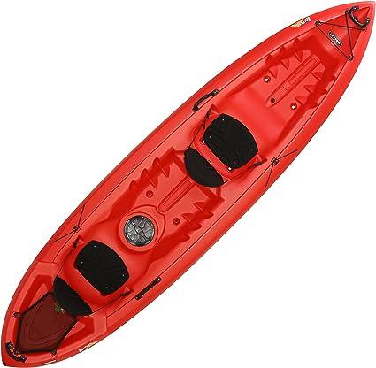 Lifetime Beacon Tandem Kayak Red 12