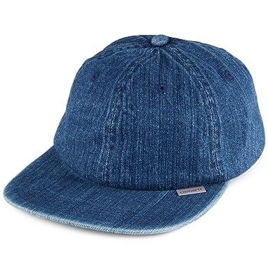 Carhartt WIP Hats Denim Baseball Cap - Blue Adjustable  Amazon.co.uk   Clothing 3100f1dacaf8