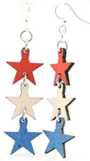 product image for 4th of July Star Earrings