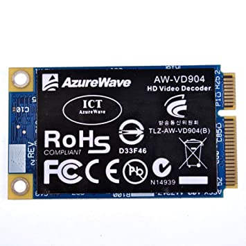 AZUREWAVE HD VIDEO DECODER DRIVER DOWNLOAD (2019)