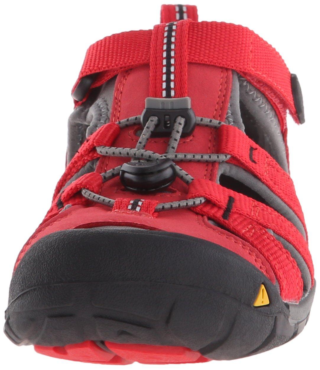 594b7de5ebb KEEN Dětské B00IDCQ67I boty Seacamp Ii CNX Gargoyle Vodní boty Závodní  Závodní červená  Gargoyle 6784576 - norli.site