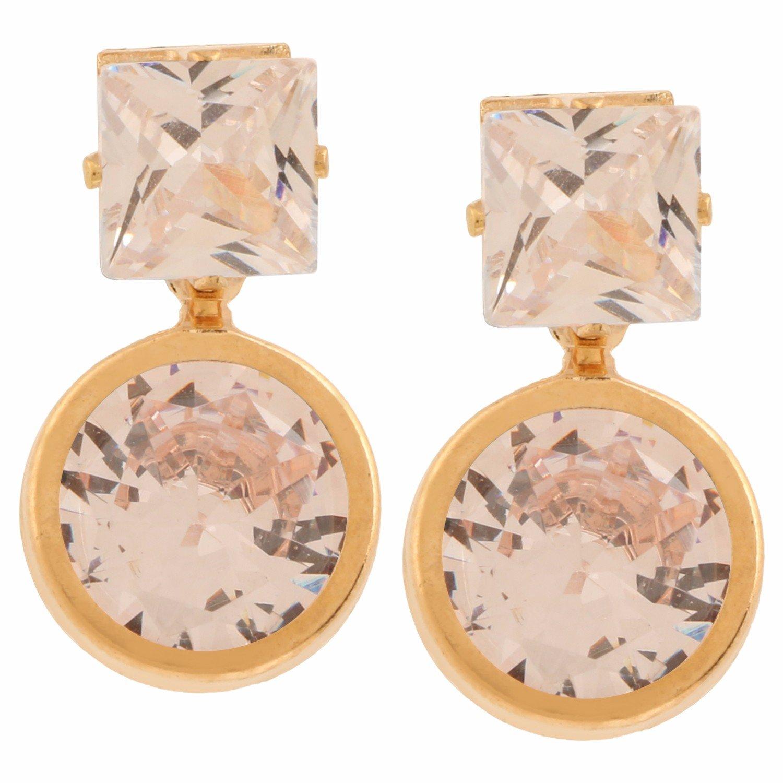 Efulgenz Chandelier Gold Silver Long Tassel Dangle Drop Statement Earrings for Women Girls Bride Bridesmaid