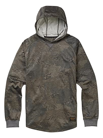 b11a9a0d0 Burton Caption Pullover Hoodie, Forestnight Hawaiian, Small