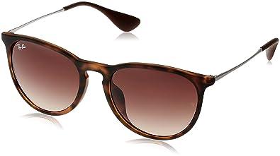 428417e5f5e0d Amazon.com  Ray-Ban Women s Erika (f) Aviator Sunglasses AVANA ...